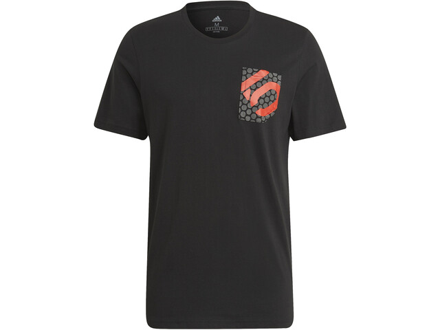 adidas Five Ten 5.10 Brand of the Brave T-Shirt Herren black